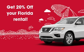 20% Off for Canada Residents Visiting Florida Location